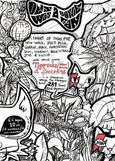 des tigercats poster
