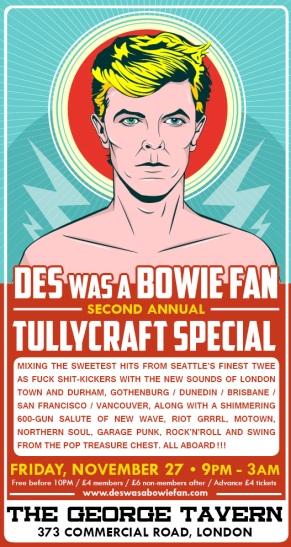 des tullycraft poster