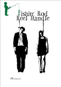fishing rod reel handle 9