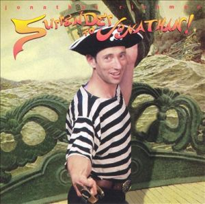 Jonathan Richman Pirate