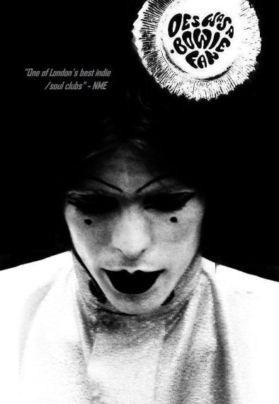 des bowie mime image